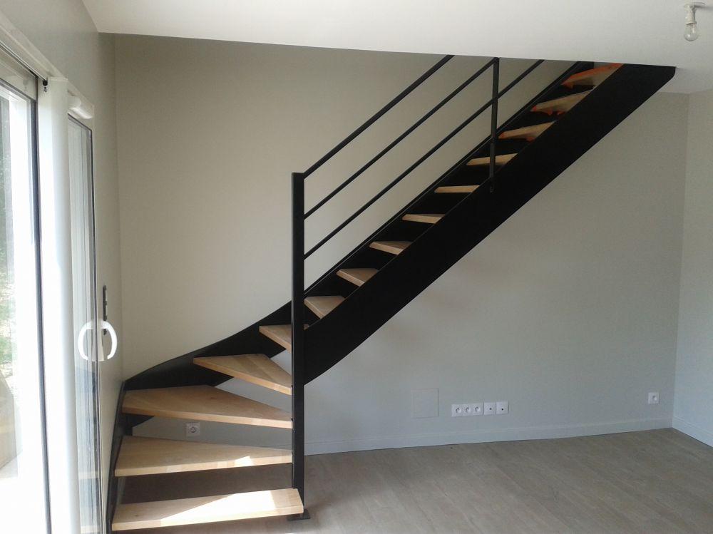 escalier un quart tournant briscous 64 escalier un quart tournant briscous 64. Black Bedroom Furniture Sets. Home Design Ideas
